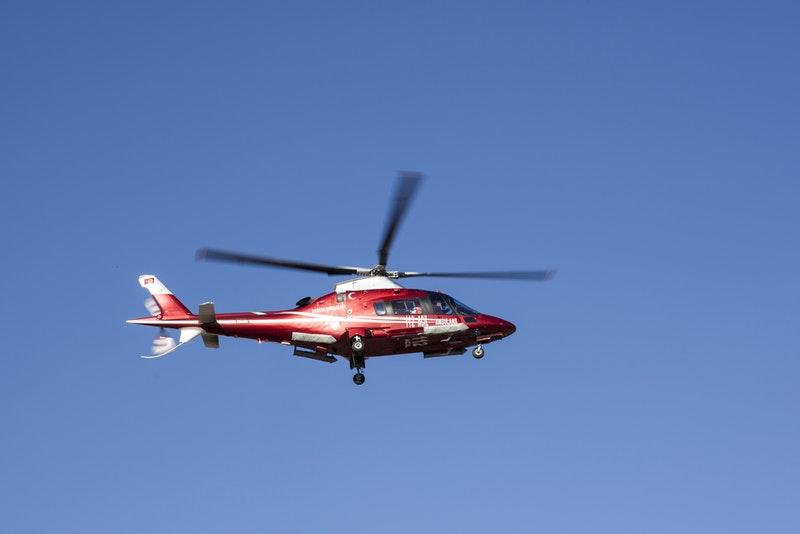 medical air transport